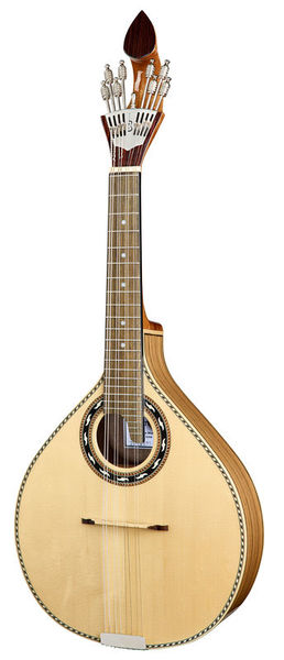 Thomann Portuguese Mandolin De Luxe