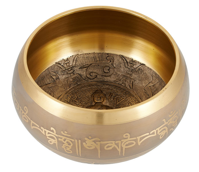 Tibetan Singing Bowl No12, 3kg Thomann