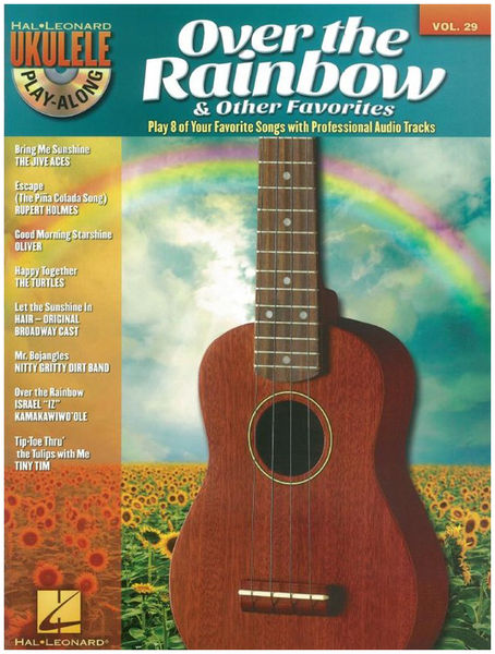 Hal Leonard Ukulele Over The Rainbow