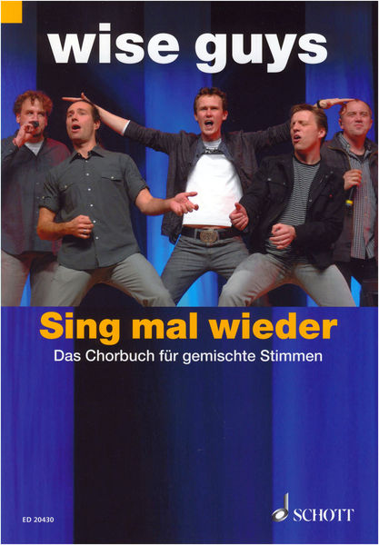 Schott Wise Guys Sing Mal Wieder
