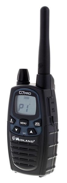 Midland G7 Pro Single