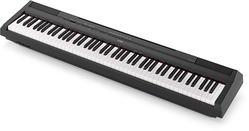 yamaha electric keyboard. yamaha p-115 b electric keyboard