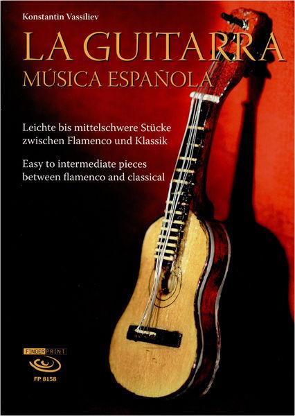 Fingerprint La Guitarra Musica Espanola