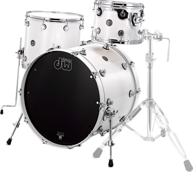 DW Performance Rock 22 White