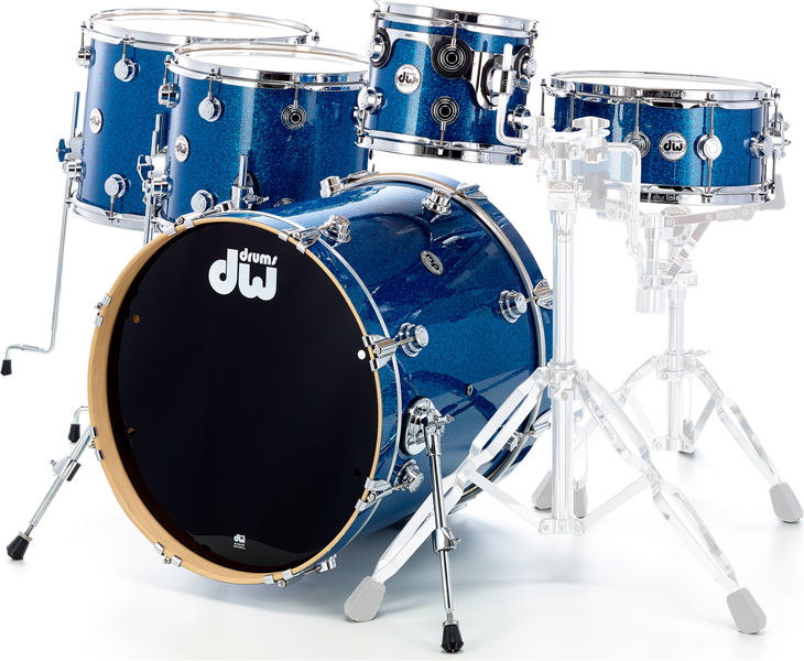 DW Finish Ply Studio Blue Glass