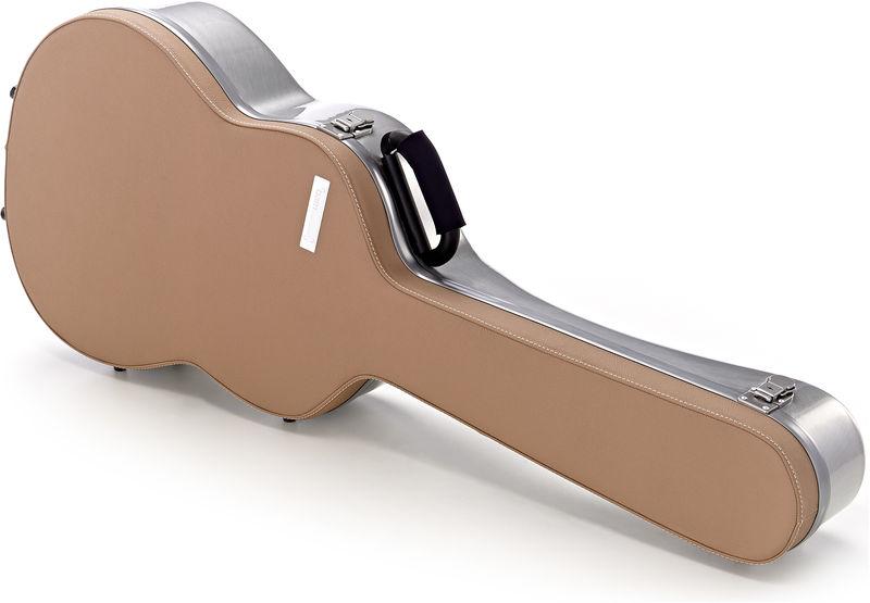 Bam ET8002XLGR Guitar Case Greige