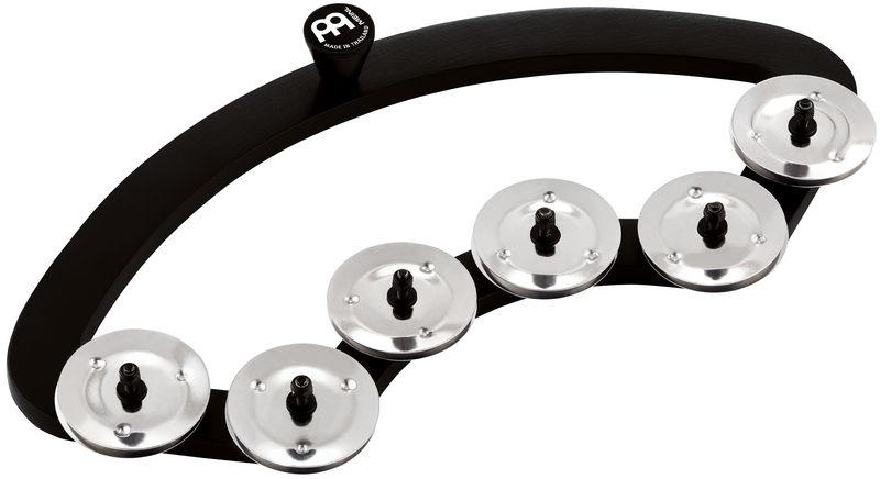 Meinl BBTA2-BK Backbeat Tambourine