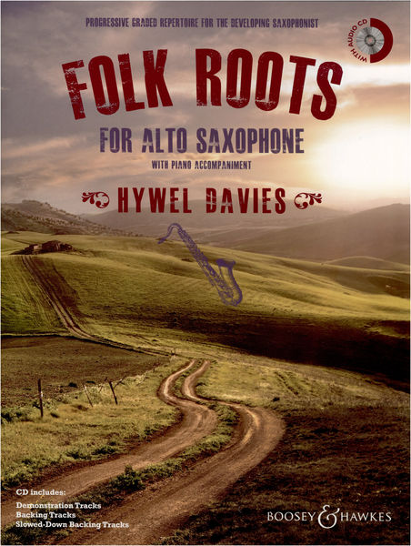 Boosey & Hawkes Folk Roots for Alto Saxophone