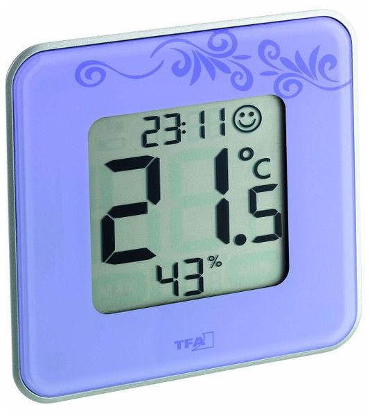 TFA Thermo-Hygrometer Style PU