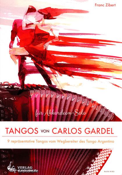 Purzelbaum Verlag Tangos von Carlos Gardel