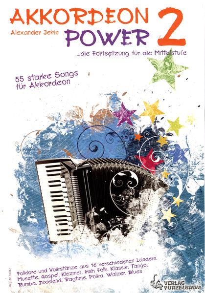 Purzelbaum Verlag Accordion Power 2