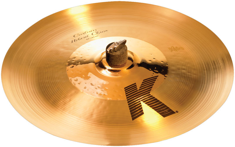 "Zildjian 17"" K-Custom Hybrid China"
