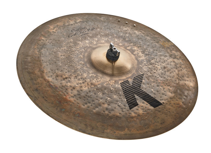 "Zildjian 20"" K-Custom Left Side Ride"