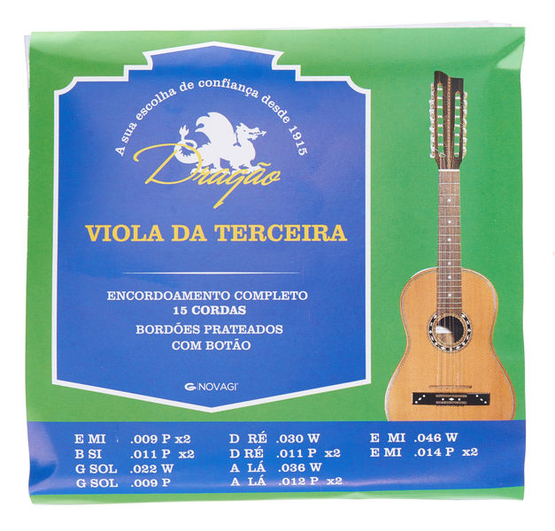 Dragao Viola da Terceira Strings