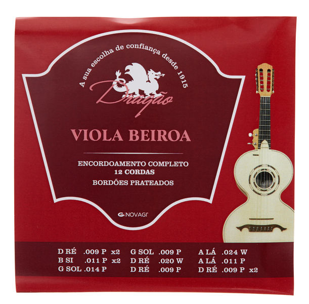Dragao Viola Beiroa Strings