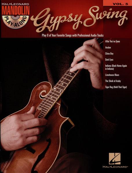 Hal Leonard Mandolin Play Along Gypsy