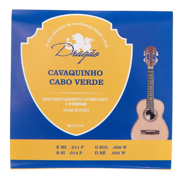 Dragao Cavaquinho Cabo Verde Strings