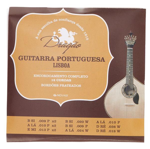 Dragao Guitarra Portuguesa Lisboa