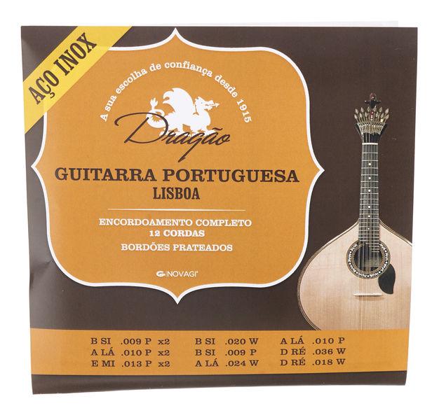 Dragao Guitarra Potuguesa Lisboa S
