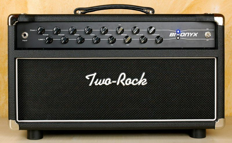 Two Rock Bi-Onyx 100 Head SS