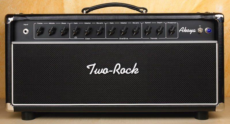 Two Rock Akoya 50 Head TR
