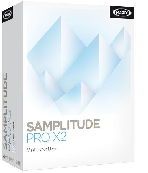Magix Samplitude Pro X2 D Edu