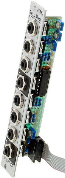 Doepfer A-138u Dual Micro Mixer