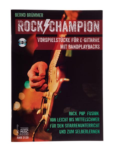 Acoustic Music Rock Champion