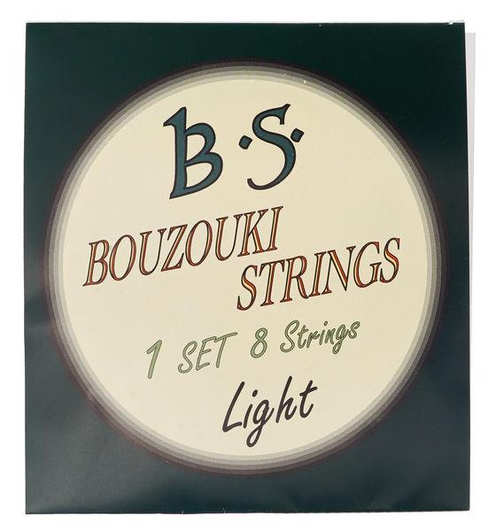 Kampana Bouzouki Strings 8 Light