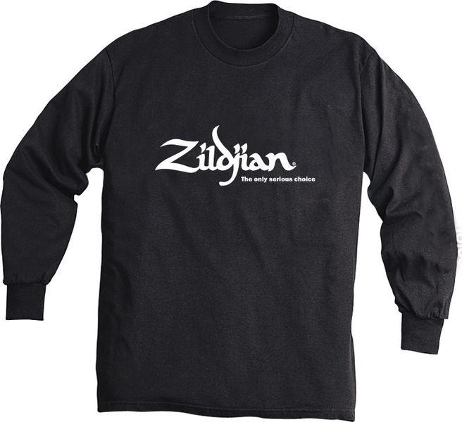 Zildjian Black Long Sleeve with Logo L