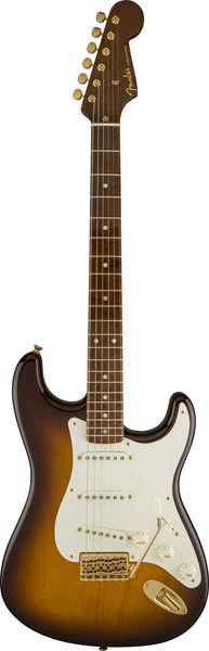 Fender Artisan Okoume Strat Roasted