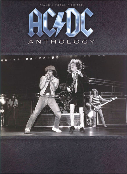 Hal Leonard AC/DC Anthology (PVG)
