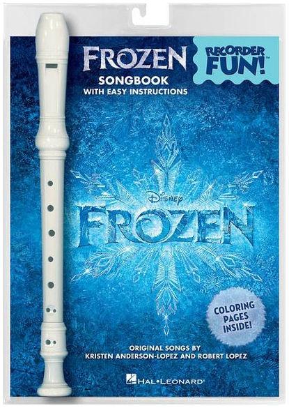 Hal Leonard Frozen for Recorder (Set)