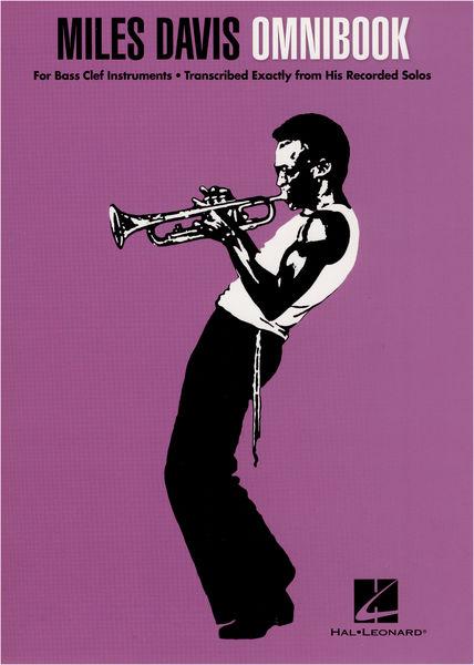 Hal Leonard Miles Davis Omnibook Bass