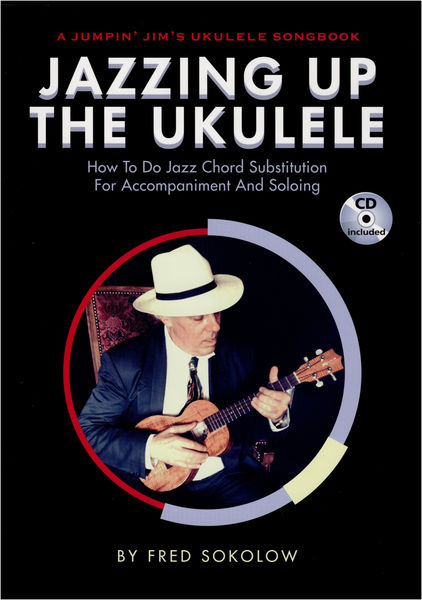 Hal Leonard Jazzing Up The Ukulele