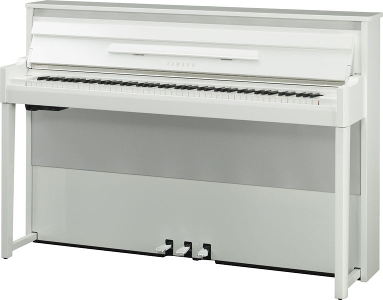 Yamaha NU-1 PBW Hybrid Piano