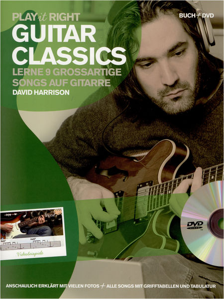 Bosworth Play it right - Guitar Classic