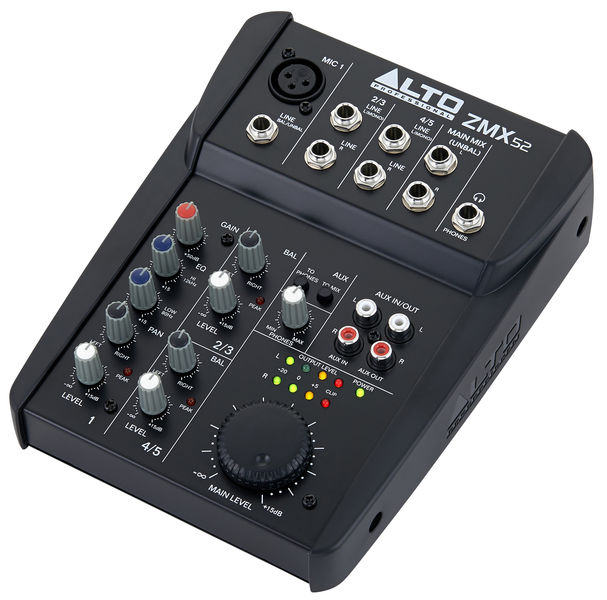 table de mixage alto zmx 164