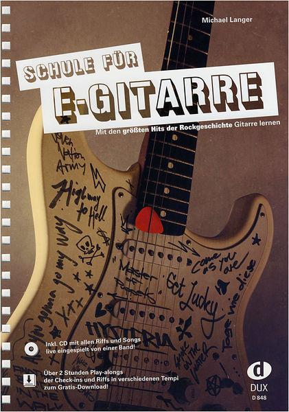 Schule Für E-Gitarre Edition Dux