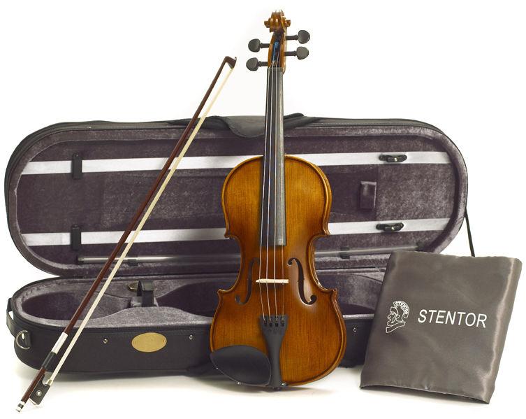 Stentor SR1542 Violin Graduate 1/4