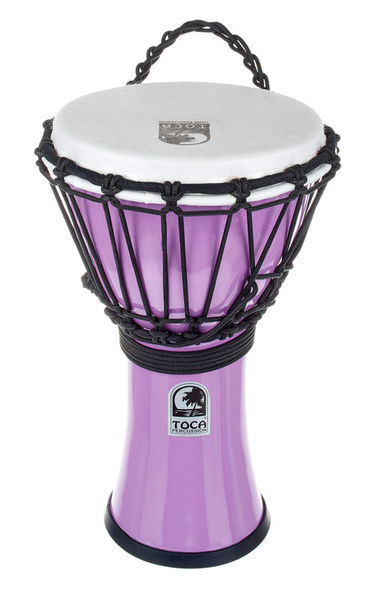 "Toca 7"" Color Sound Djembe PR"