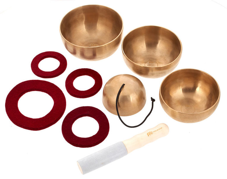 Meinl U-1750 Univ. Singing Bowl Set