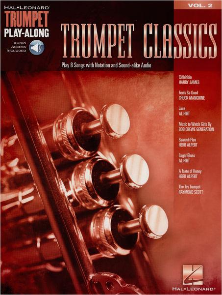 Hal Leonard Trumpet Play Along: Classics 2