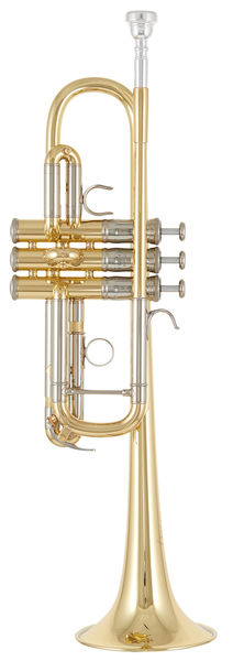 Yamaha YTR-8445 04 Trumpet