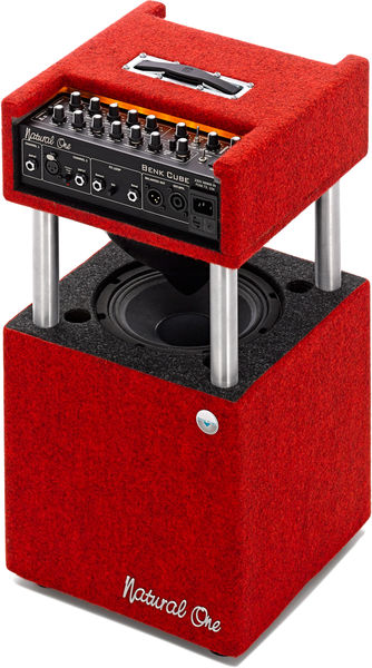 BenkCube BC Acoustic Combo Red Felt