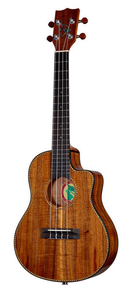 Big Island Koa solid Rope Tenor CE
