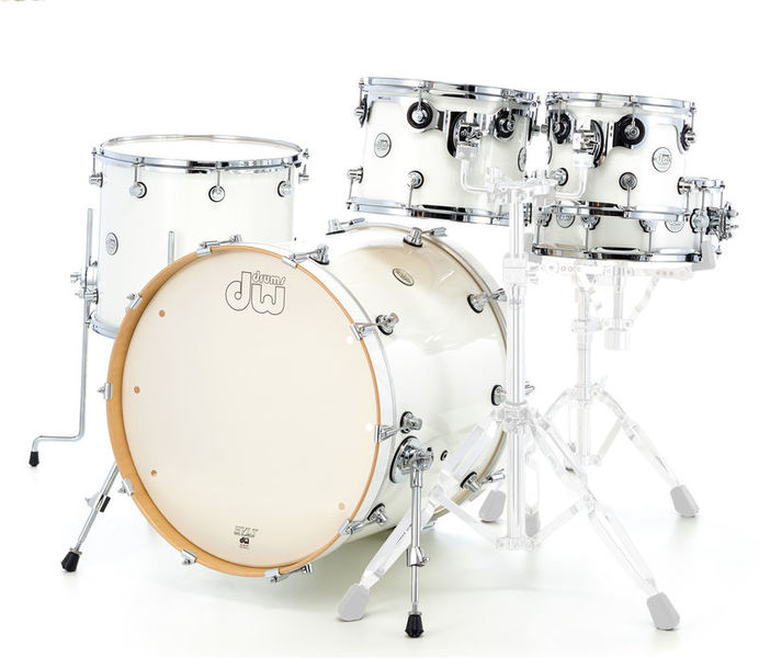 DW Design Series - White Gloss
