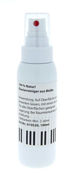 Jahn piano cleanser