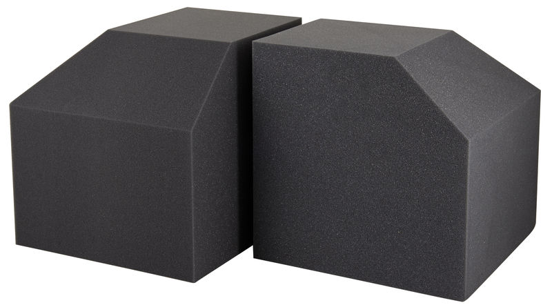 EQ Acoustics Project Corner Cubes grey