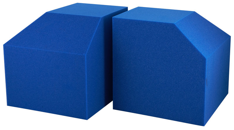 EQ Acoustics Project Corner Cubes blue